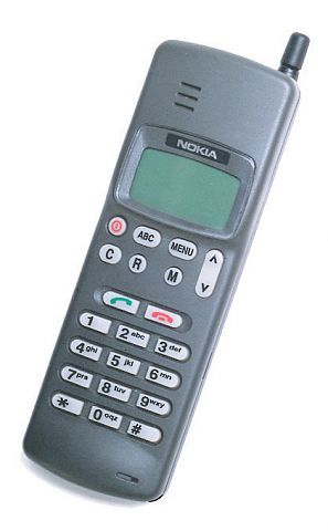mobilecollectors.net - Nokia 101. NMT-900 phone from 1992.